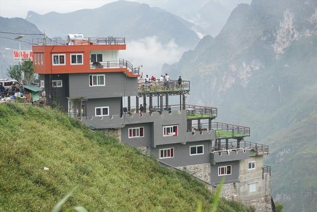 Hình ảnh quá trình xây dựng Panorama Mã Pì Lèng - Ảnh 6.