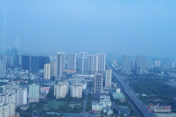 Dời đại học lấy đất xây chung cư, Hà Nội nghẹt thở cao ốc - Ảnh 1.