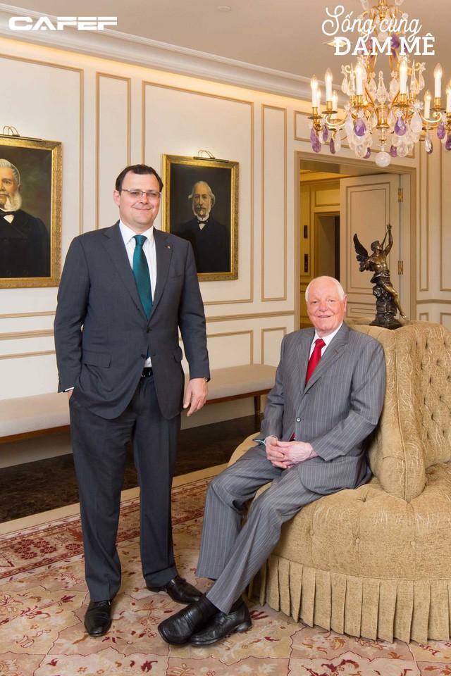 """Hậu duệ đời thứ 4 của dòng họ chế tác đồng hồ độc lập cuối cùng trên thế giới: """"Với Patek Philippe, vấn đề không phải là doanh thu và lợi nhuận - Ảnh 1."""