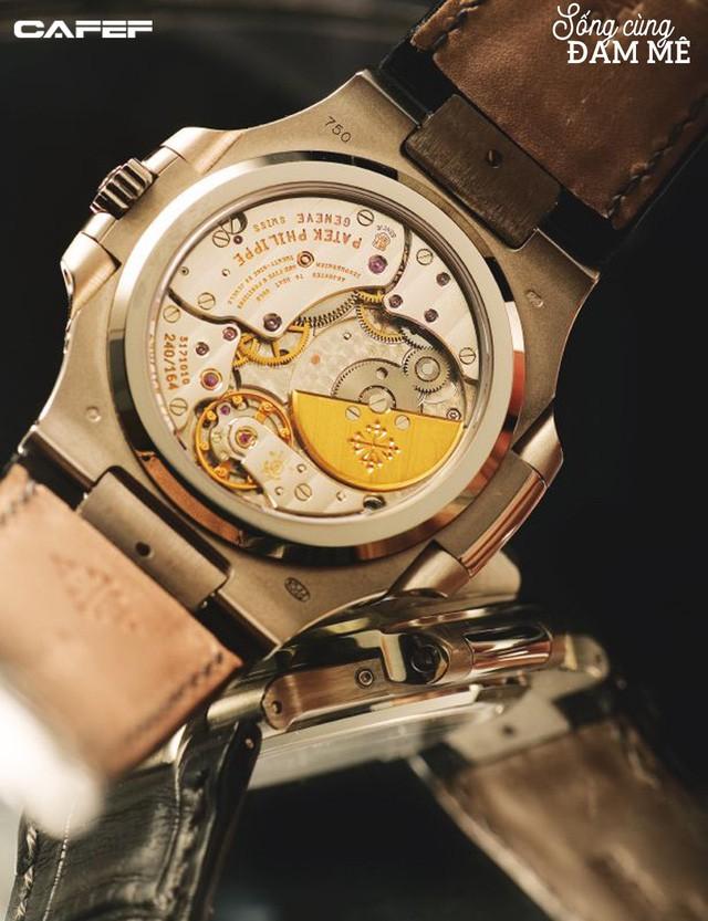 """Hậu duệ đời thứ 4 của dòng họ chế tác đồng hồ độc lập cuối cùng trên thế giới: """"Với Patek Philippe, vấn đề không phải là doanh thu và lợi nhuận - Ảnh 4."""