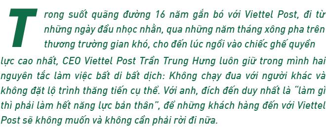 CEO Viettel Post Trần Trung Hưng: Hành trình từ nhân viên kinh doanh đến sếp tổng của 22.000 nhân sự - Ảnh 1.