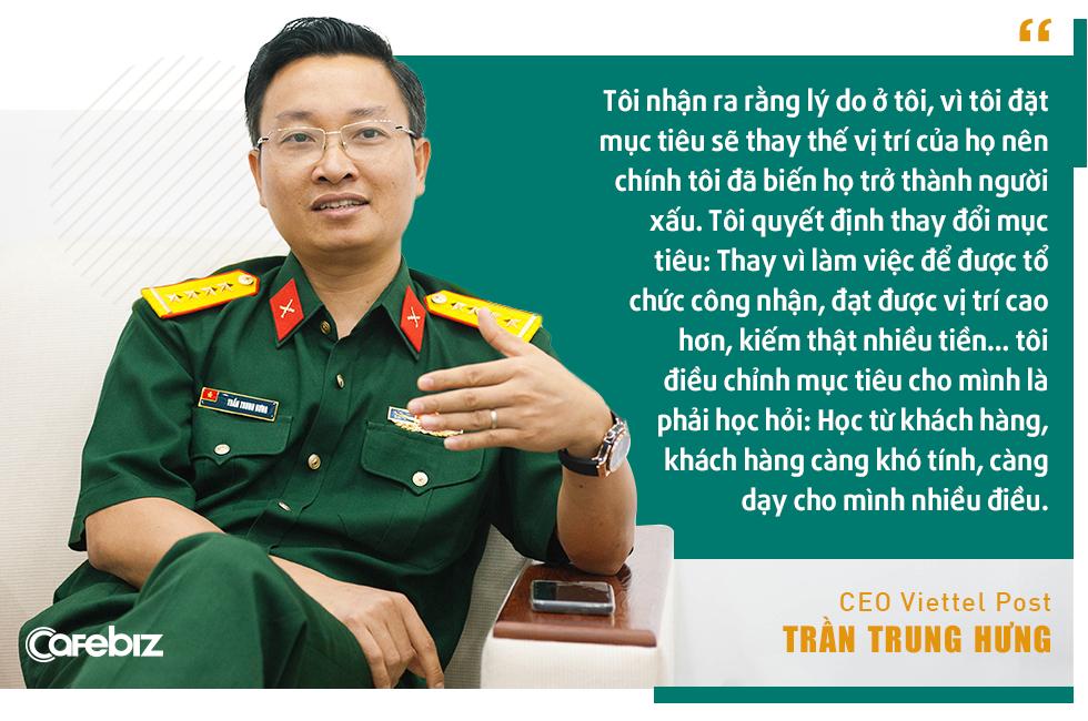 CEO Viettel Post Trần Trung Hưng: Hành trình từ nhân viên kinh doanh đến sếp tổng của 22.000 nhân sự - Ảnh 3.