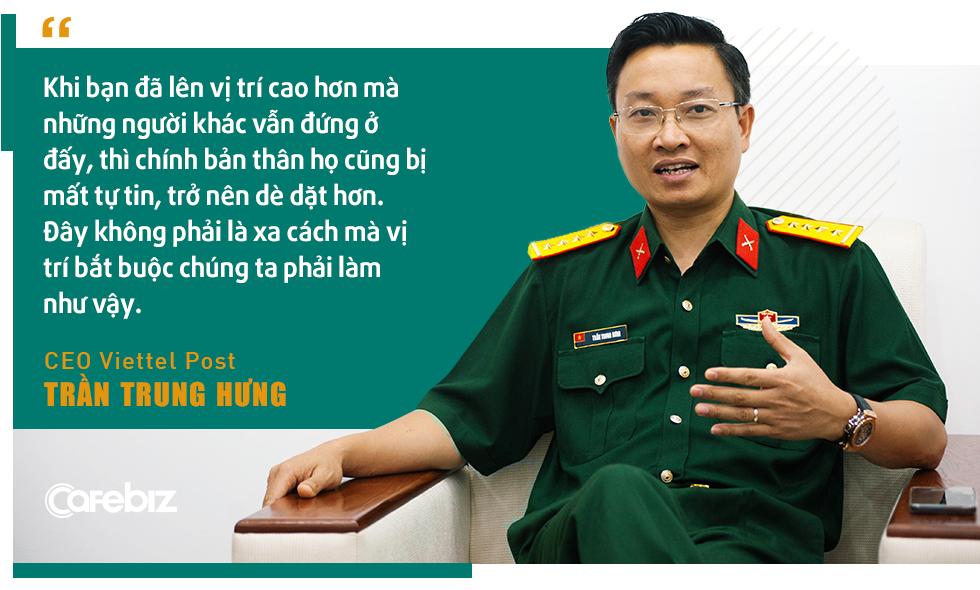 CEO Viettel Post Trần Trung Hưng: Hành trình từ nhân viên kinh doanh đến sếp tổng của 22.000 nhân sự - Ảnh 5.