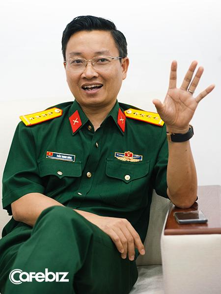 CEO Viettel Post Trần Trung Hưng: Hành trình từ nhân viên kinh doanh đến sếp tổng của 22.000 nhân sự - Ảnh 6.