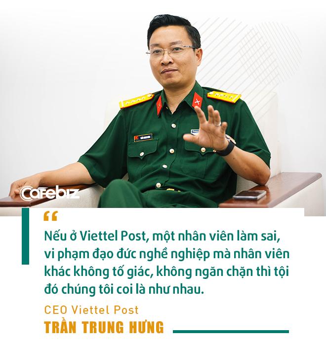 CEO Viettel Post Trần Trung Hưng: Hành trình từ nhân viên kinh doanh đến sếp tổng của 22.000 nhân sự - Ảnh 8.