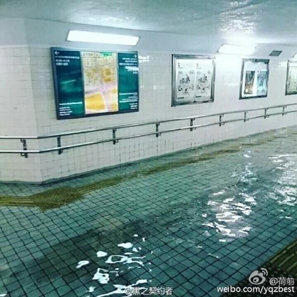 Cộng đồng mạng sửng sốt trước cảnh nước lũ ngập Nhật Bản vẫn sạch trong, không một cọng rác - Ảnh 6.