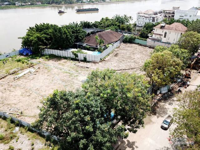 Bất chấp kẹt xe, ngập nước, khu nhà giàu Thảo Điền vẫn ken đặc dự án BĐS - Ảnh 12.
