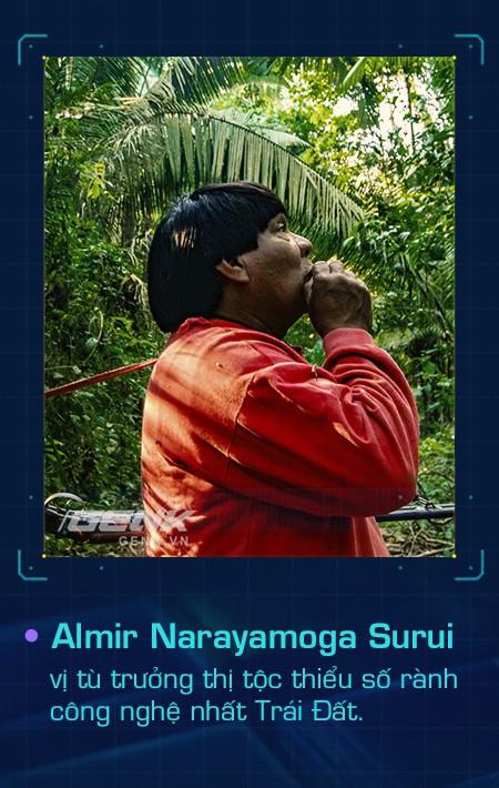 Ở Amazon, nhóm người bản địa giỏi công nghệ nhất thế giới đang cứu lấy từng tấc rừng, bảo vệ lá phổi xanh cho toàn nhân loại - Ảnh 2.