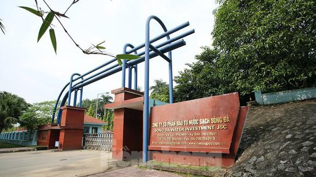 Toàn cảnh nhà máy nước sông Đà, nơi nguồn nước sạch cho Thủ đô đang bị đe dọa - Ảnh 15.