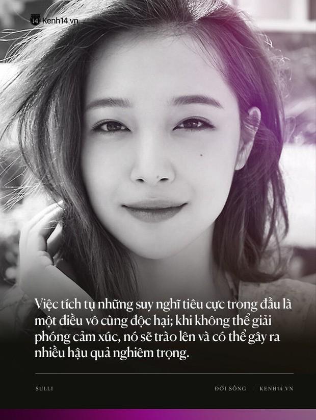 Những nụ cười uất nghẹn nước mắt: Người trẻ như Sulli, tôi ước họ có thể nức nở thành tiếng - Ảnh 3.