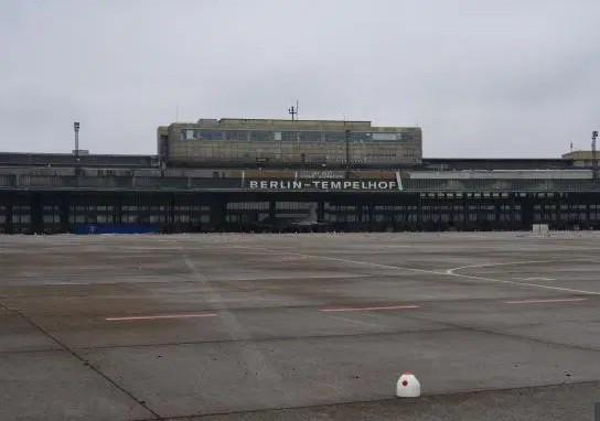 8 sân bay tỷ USD bị bỏ hoang - Ảnh 2.