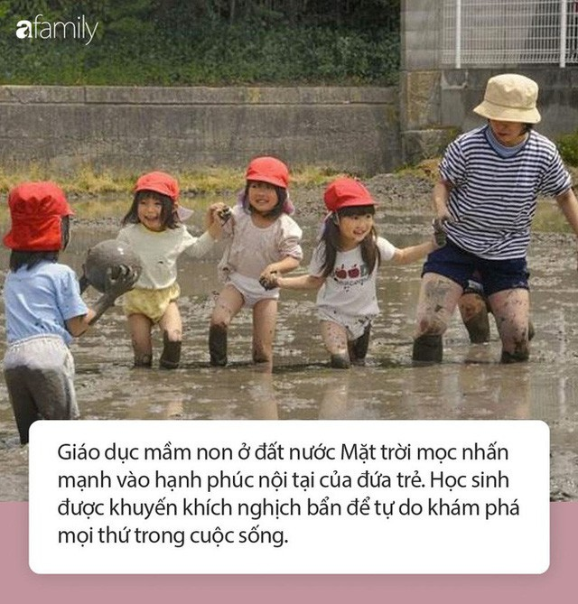 Phương pháp giáo dục mẫu giáo của Nhật Bản khiến nhiều cha mẹ Việt phải ngả mũ thán phục - Ảnh 1.
