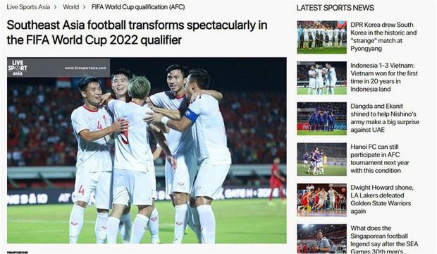 LĐBĐ thế giới choáng váng vì kết quả vòng loại World Cup 2022 khu vực châu Á - Ảnh 1.