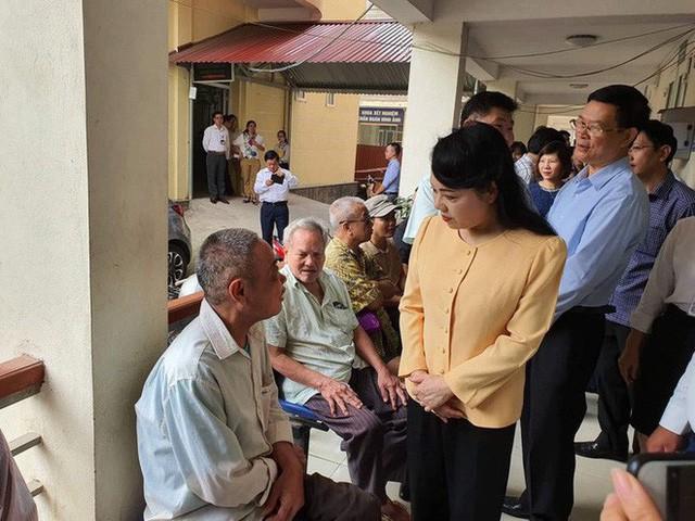 Bộ trưởng Nguyễn Thị Kim Tiến: Đây là chuyến công tác cuối cùng của tôi trên cương vị bộ trưởng - Ảnh 2.