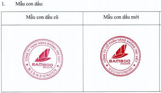 Bamboo Airways vừa chuyển mô hình thành Công ty cổ phần, vốn điều lệ tăng lên 2.200 tỷ đồng - Ảnh 1.