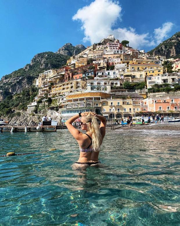 Một format hai số phận: cùng xây dựng trên núi như Mã Pì Lèng, Sa Pa, Tam Đảo nhưng nơi này của Ý lại là điểm check-in hàng đầu thế giới - Ảnh 13.