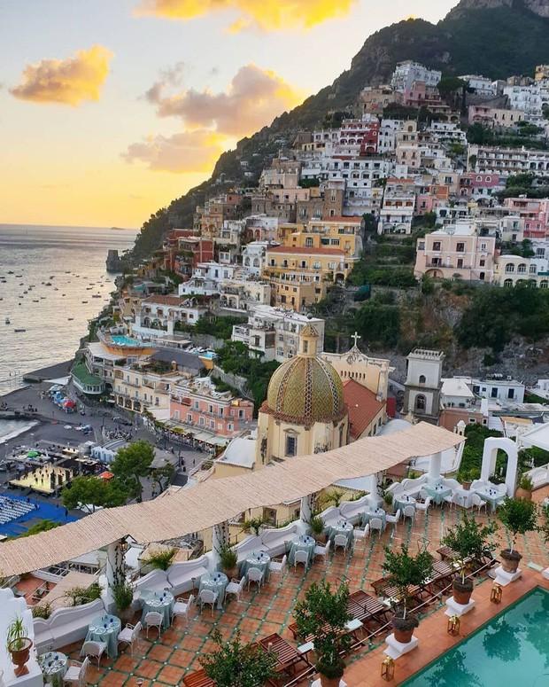 Một format hai số phận: cùng xây dựng trên núi như Mã Pì Lèng, Sa Pa, Tam Đảo nhưng nơi này của Ý lại là điểm check-in hàng đầu thế giới - Ảnh 14.