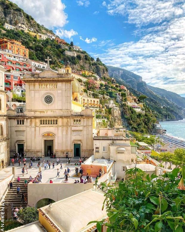 Một format hai số phận: cùng xây dựng trên núi như Mã Pì Lèng, Sa Pa, Tam Đảo nhưng nơi này của Ý lại là điểm check-in hàng đầu thế giới - Ảnh 15.