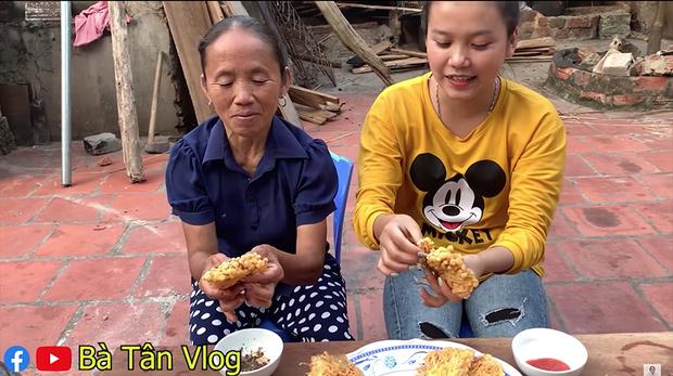 Giữa giông bão lùm xùm, Bà Tân Vlog vẫn ra clip mới, đại diện truyền thông tiết lộ không dám cho bà đọc bất cứ bình luận nào - Ảnh 7.