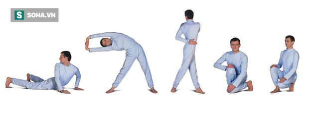 Bài tập thể dục buổi sáng của cao thủ Yoga: Làm sạch hệ tiêu hóa, ngăn ngừa nhiều bệnh  - Ảnh 2.