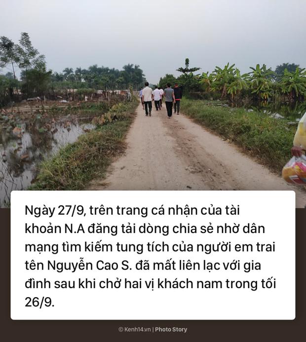 Toàn cảnh vụ nam sinh chạy Grab bị 2 thanh niên sát hại thương tâm ở Hà Nội khiến dư luận phẫn nộ - Ảnh 1.