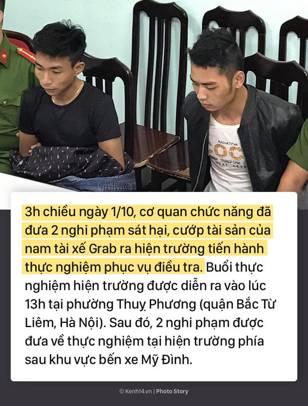 Toàn cảnh vụ nam sinh chạy Grab bị 2 thanh niên sát hại thương tâm ở Hà Nội khiến dư luận phẫn nộ - Ảnh 11.