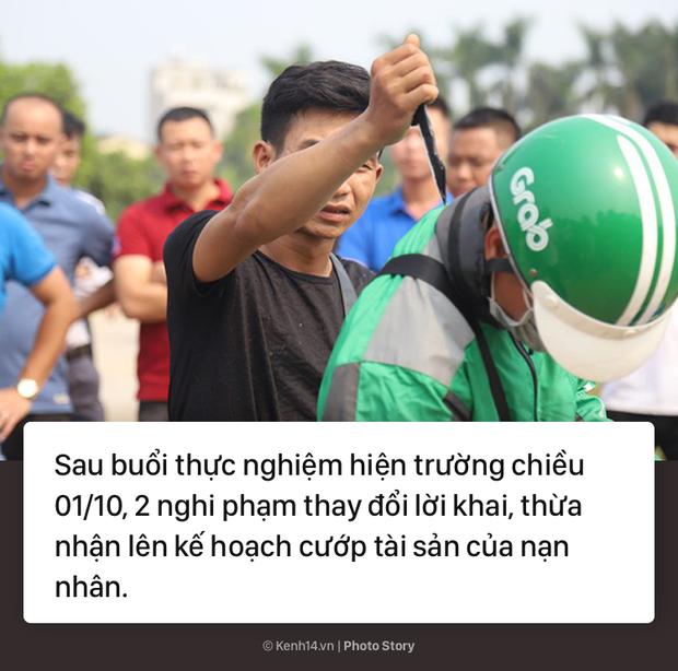 Toàn cảnh vụ nam sinh chạy Grab bị 2 thanh niên sát hại thương tâm ở Hà Nội khiến dư luận phẫn nộ - Ảnh 12.