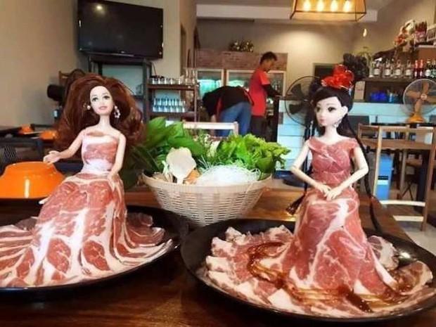 """Những pha trình bày món ăn như… muốn đuổi khách đi của các nhà hàng """"dị"""" nhất thế giới, cẩn thận xem xong """"nghẹn""""! - Ảnh 12."""