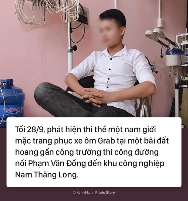 Toàn cảnh vụ nam sinh chạy Grab bị 2 thanh niên sát hại thương tâm ở Hà Nội khiến dư luận phẫn nộ - Ảnh 4.