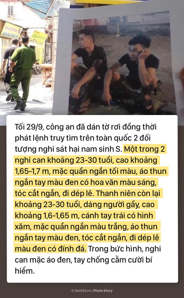 Toàn cảnh vụ nam sinh chạy Grab bị 2 thanh niên sát hại thương tâm ở Hà Nội khiến dư luận phẫn nộ - Ảnh 7.