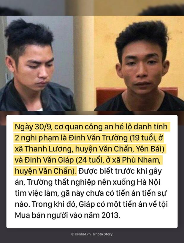 Toàn cảnh vụ nam sinh chạy Grab bị 2 thanh niên sát hại thương tâm ở Hà Nội khiến dư luận phẫn nộ - Ảnh 8.