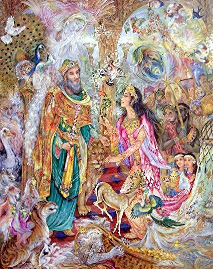 Đi tìm nguồn gốc sự thật về tấm thảm bay kỳ diệu trong truyện cổ tích phương Đông - Ảnh 2.