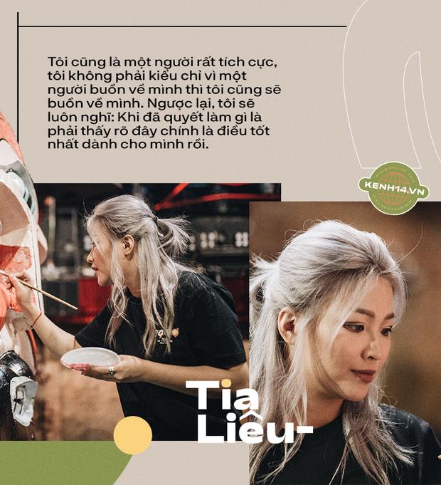 """Tia Liêu - Giám đốc Event """"Nghìn chín"""": Người phụ nữ kì lạ trong ngành nightlife, giỏi việc đẻ giỏi cả việc... chơi - Ảnh 21."""