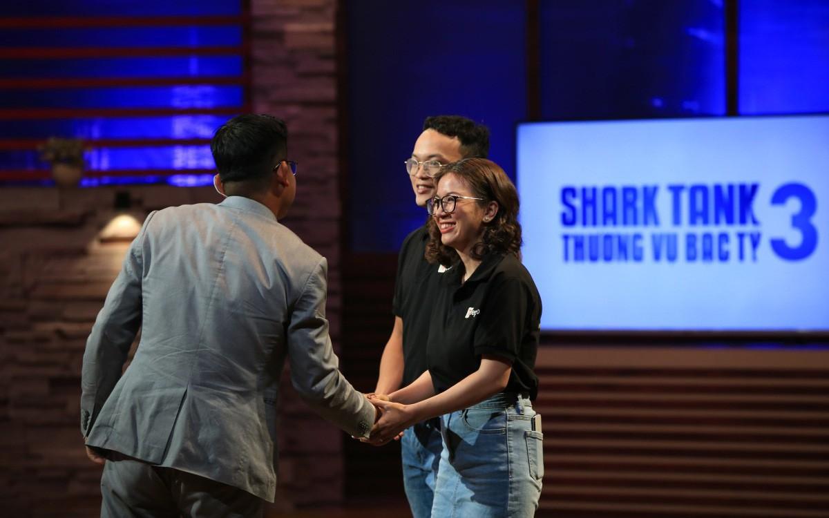 """""""Chê"""" 1 triệu USD của Shark Liên không đủ để phát triển mô hình nhưng lại chọn 300.000 USD của Shark Dũng, CEO Telepro tiết lộ lý do phía sau"""