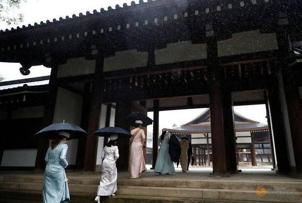 Nhật Bản ân xá 550.000 người nhân dịp Nhật hoàng lên ngôi - Ảnh 1.