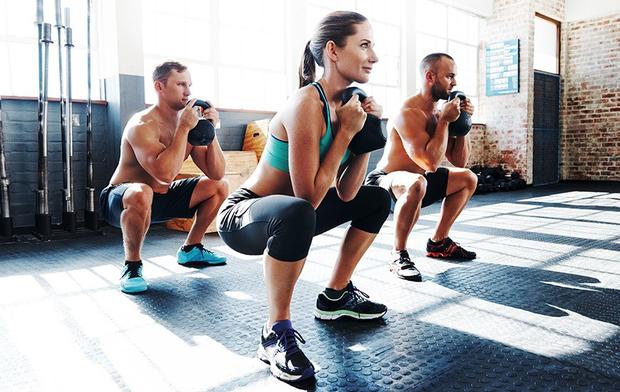 Sự thật bất ngờ về quan niệm: Tập thể dục phải ra mồ hôi càng nhiều mới càng hiệu quả và giảm được cân - Ảnh 2.