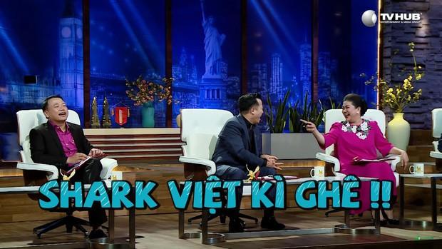 Không ngờ Shark Tank Vietnam lại sở hữu cặp ông nội - bà ngoại đáng yêu thế này! - Ảnh 5.