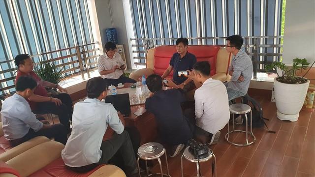 Công ty Gốm sứ Thanh Hà thông tin sai lệch trong vụ nước sông Đà nhiễm dầu?  - Ảnh 1.