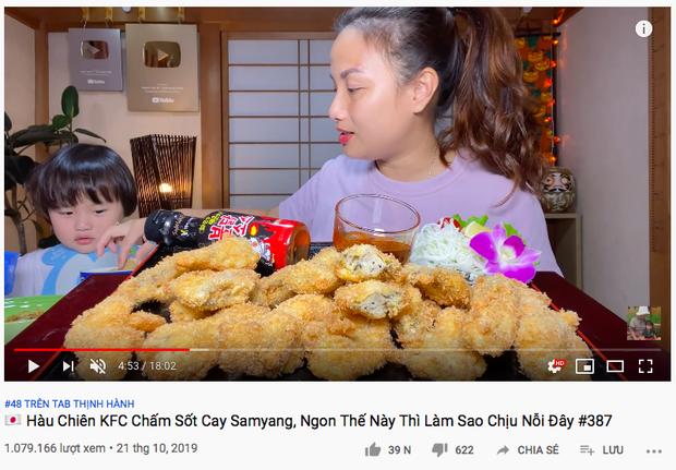 Đẳng cấp của Quỳnh Trần JP - Youtuber ẩm thực đang hot nhất MXH: 5 ngày ra 5 video mukbang, thu về gần 6 triệu views nhanh ngỡ ngàng - Ảnh 7.