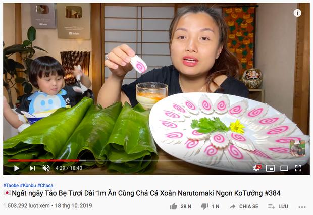 Đẳng cấp của Quỳnh Trần JP - Youtuber ẩm thực đang hot nhất MXH: 5 ngày ra 5 video mukbang, thu về gần 6 triệu views nhanh ngỡ ngàng - Ảnh 8.