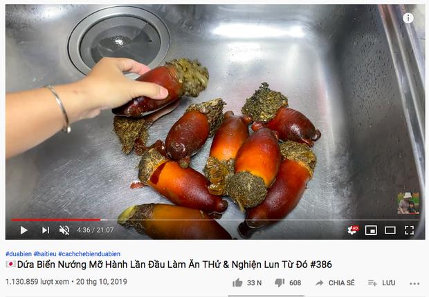 Đẳng cấp của Quỳnh Trần JP - Youtuber ẩm thực đang hot nhất MXH: 5 ngày ra 5 video mukbang, thu về gần 6 triệu views nhanh ngỡ ngàng - Ảnh 9.