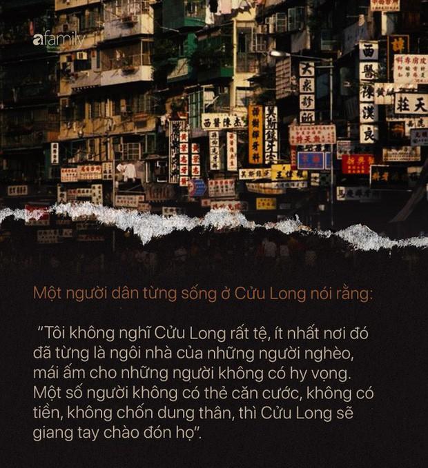Cửu Long Thành Trại ở Hong Kong: Nơi đầy rẫy tội phạm, tệ nạn nhưng lại là mái ấm tình thương cho người già và trẻ em - Ảnh 1.