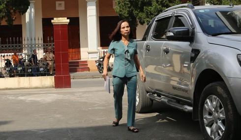 Tuyên án vụ sửa điểm thi ở Hà Giang: Bị cáo Triệu Thị Chính 2 năm tù - Ảnh 2.