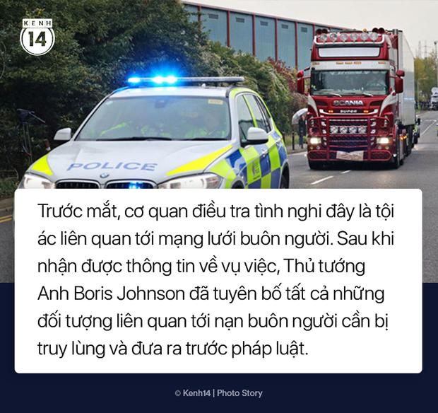 Toàn cảnh vụ phát hiện 39 thi thể trong xe container gây chấn động nước Anh - Ảnh 6.