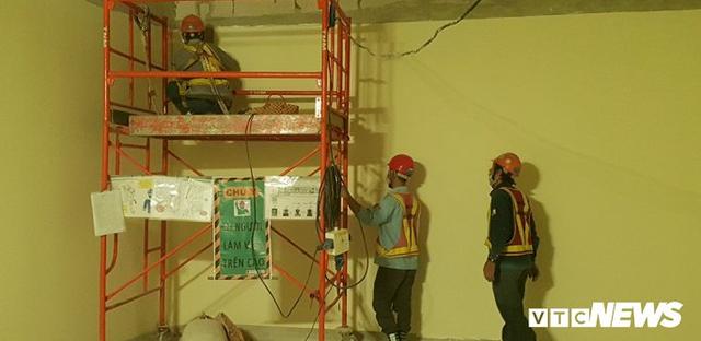 Cận cảnh đường hầm metro Bến Thành - Suối Tiên có nguy cơ trễ hẹn khai thác vào năm 2020 - Ảnh 10.