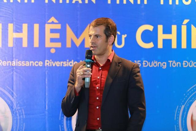 CEO Mekong Capital: 'Tôi từng có lúc tuyệt vọng, muốn từ bỏ cả công ty hoặc tìm một ai khác thay thế'  - Ảnh 1.