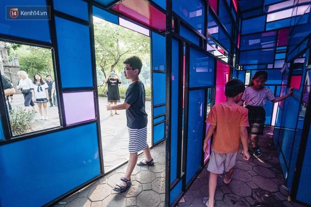 Đáng buồn chuyện người dân đi vệ sinh bên trong tác phẩm nghệ thuật giữa phố đi bộ Hà Nội: Chúng tôi đã rất tâm huyết nhưng bị đối đáp thật thậm tệ - Ảnh 8.