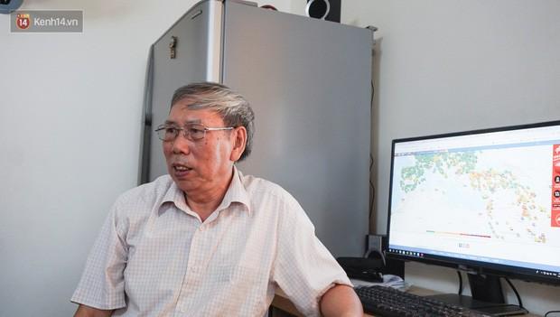 GS.TS Hoàng Xuân Cơ: Không thể coi Air Visual là nguồn thông tin chính thống và đáng tin cậy - Ảnh 2.