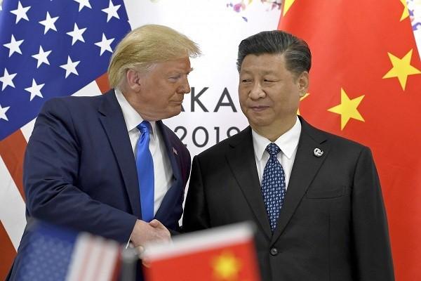 Ai đang 'trên cơ' trong thương chiến Mỹ-Trung? - Ảnh 1.