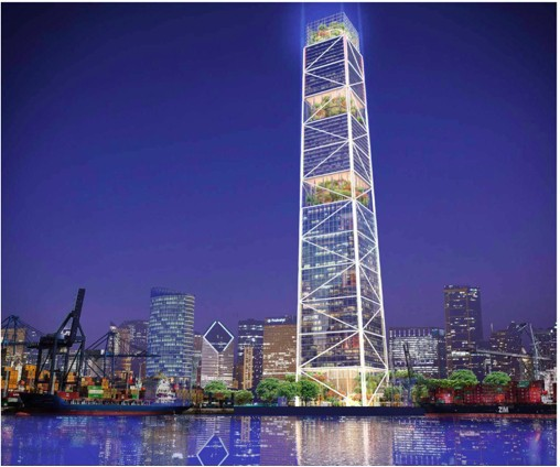 """flc - photo 1 15724032885531027968651 - """"Vượt mặt"""" tòa tháp cao nhất Đông Bắc Bộ của Vingroup, FLC xây siêu dự án tại Hải Phòng"""